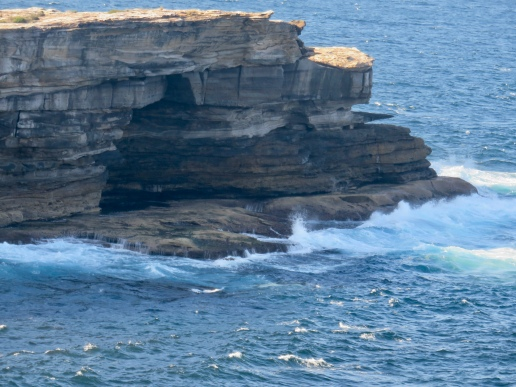 My favorite expedition was my last one to Jervis Bay. It was one of the most spectacular coastlines I'd seen in my adult life